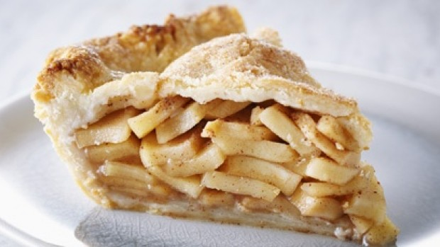 """Blue Ribbon"" Apple Pie"