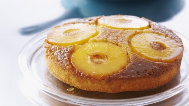 Classic Pineapple Upside Down Cake