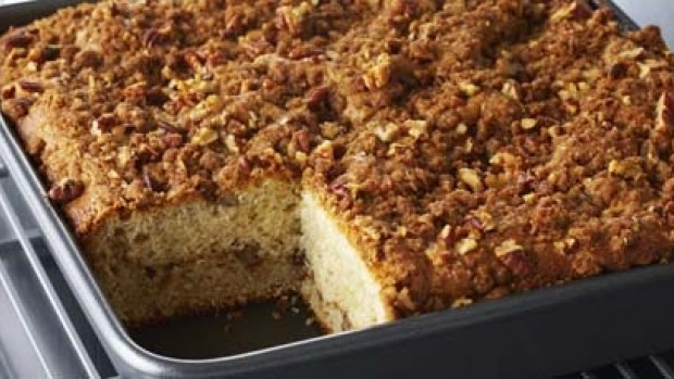 Pecan Cake Recipe By Anna Olson