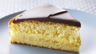 Anna Olson's Boston Cream Pie