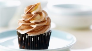 "Chocolate Spice Cupcake with Chocolate ""Swirl"" Frosting"