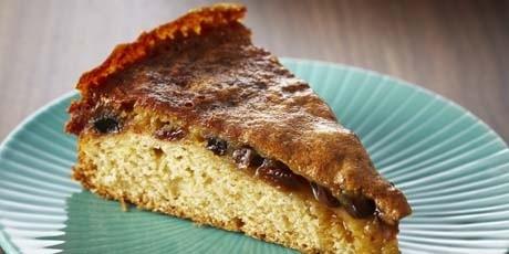 Anna Olson Butter Tart Coffee Cake Recipe