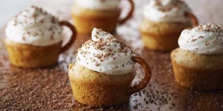 Anna Olson Cappuccino Coffee Cakes